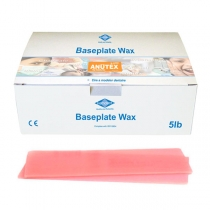 Anutex HS Summer Baseplate Wax